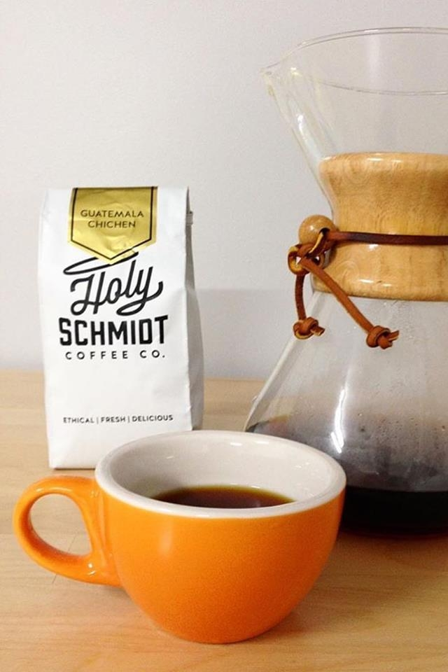 Photo by Holy Schmidt Coffee Co (Facebook)