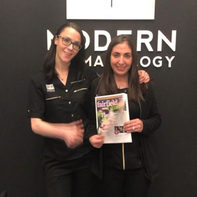We are so excited to see our Reader's Choice Awards in print! Thank you @fairfieldmagazine and to our supporters who voted for us in the Best Dermatology Practice, Botox and Microdermabrasion categories 🤩 and a reminder that in recognition of these awards we are offering new patients from Fairfield a free cosmetic consultation during the month of January! ⠀⠀⠀⠀⠀⠀⠀⠀⠀ 〰️〰️〰️ To see us as a patient please contact the office by phone or email. ⠀⠀⠀⠀⠀⠀⠀⠀⠀ 〰️〰️〰️ ☎️ (203) 635-0770 💌 info@moderndermct.com 💻 moderndermct.com 📍1032 Post Road East, Westport ⠀⠀⠀⠀⠀⠀⠀⠀⠀ 〰️〰️〰️ Images are (c) Modern Dermatology PC, unless otherwise credited. Please do not use or distribute our images without written permission. ⠀⠀⠀⠀⠀⠀⠀⠀⠀ 〰️〰️〰️ #moderndermct #westportct #06880 #fairfieldct #06824  #wiltonct #westonct #norwalkct #greenwichct #stamfordct #trumbullct #milfordct #newcanaanct #darienct #fairfieldcounty #doctors #dermatology #dermatologist #healthyskin #boardcertifieddermatologist #aad #physician #mompreneurs #skinisin