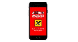 AxiKit Fleet Accident Report App