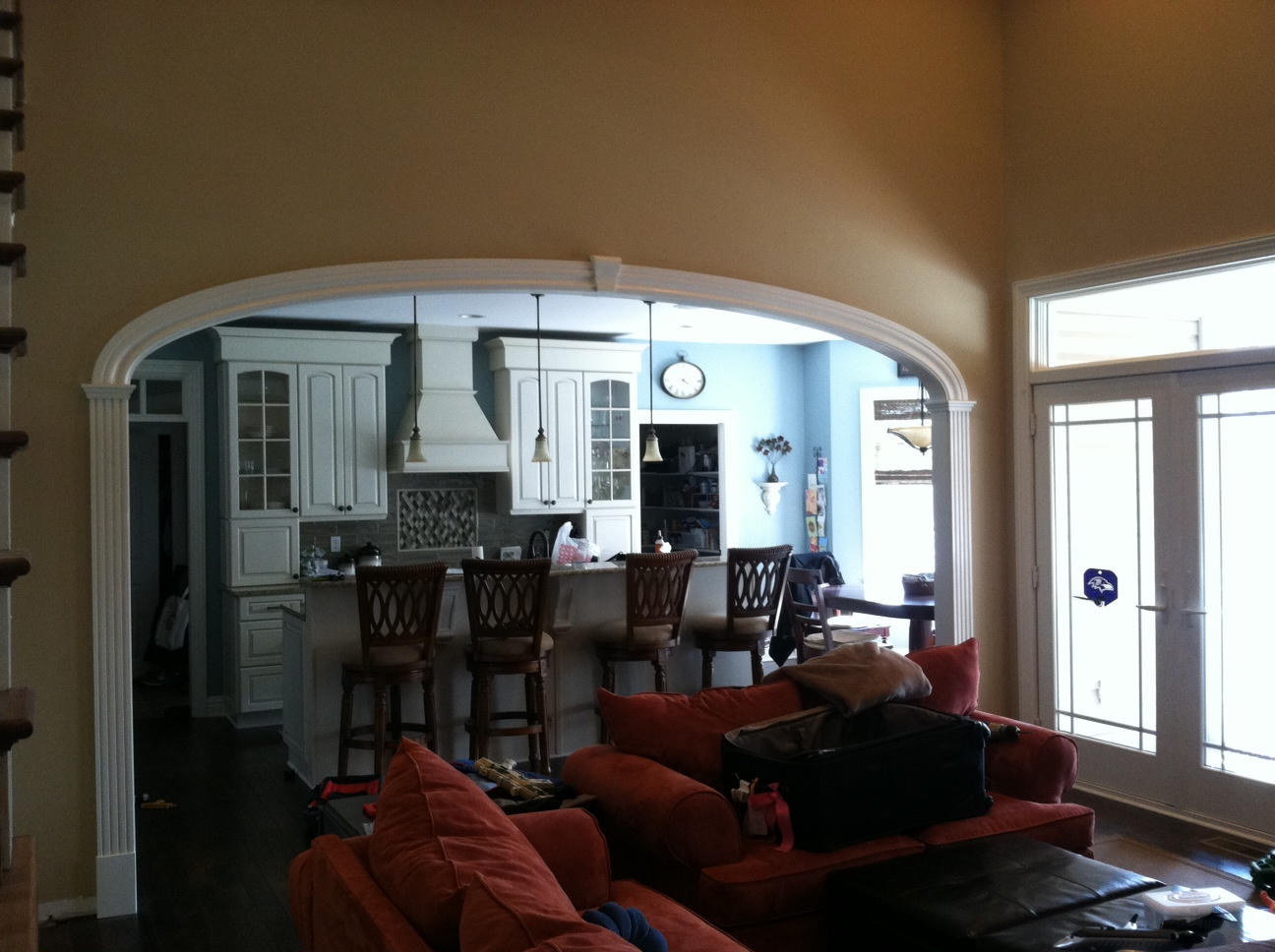 Large Kitchen Archway Trim