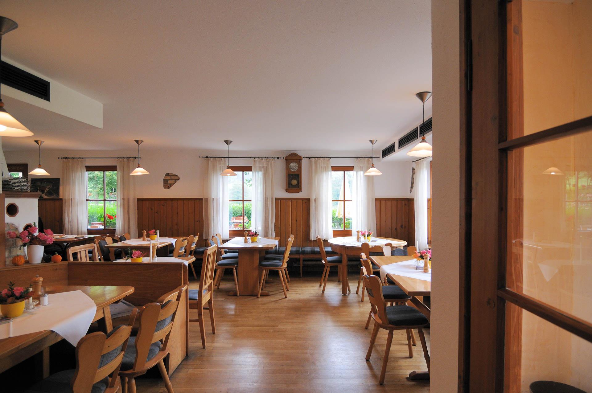 Restaurant - Gasthaus Seerose in Nitzenweiler bei Kressbronn am Bodensee