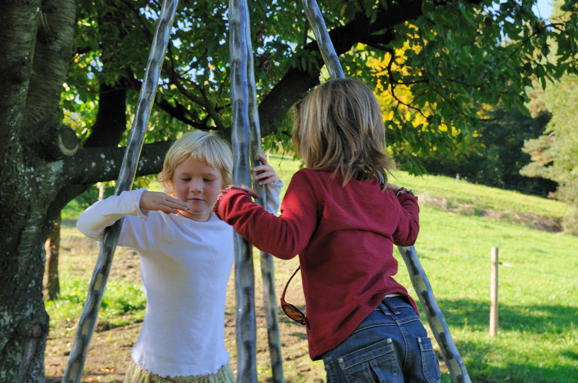 Spielen wie zuhause - Gasthaus Seerose in Nitzenweiler bei Kressbronn am Bodensee