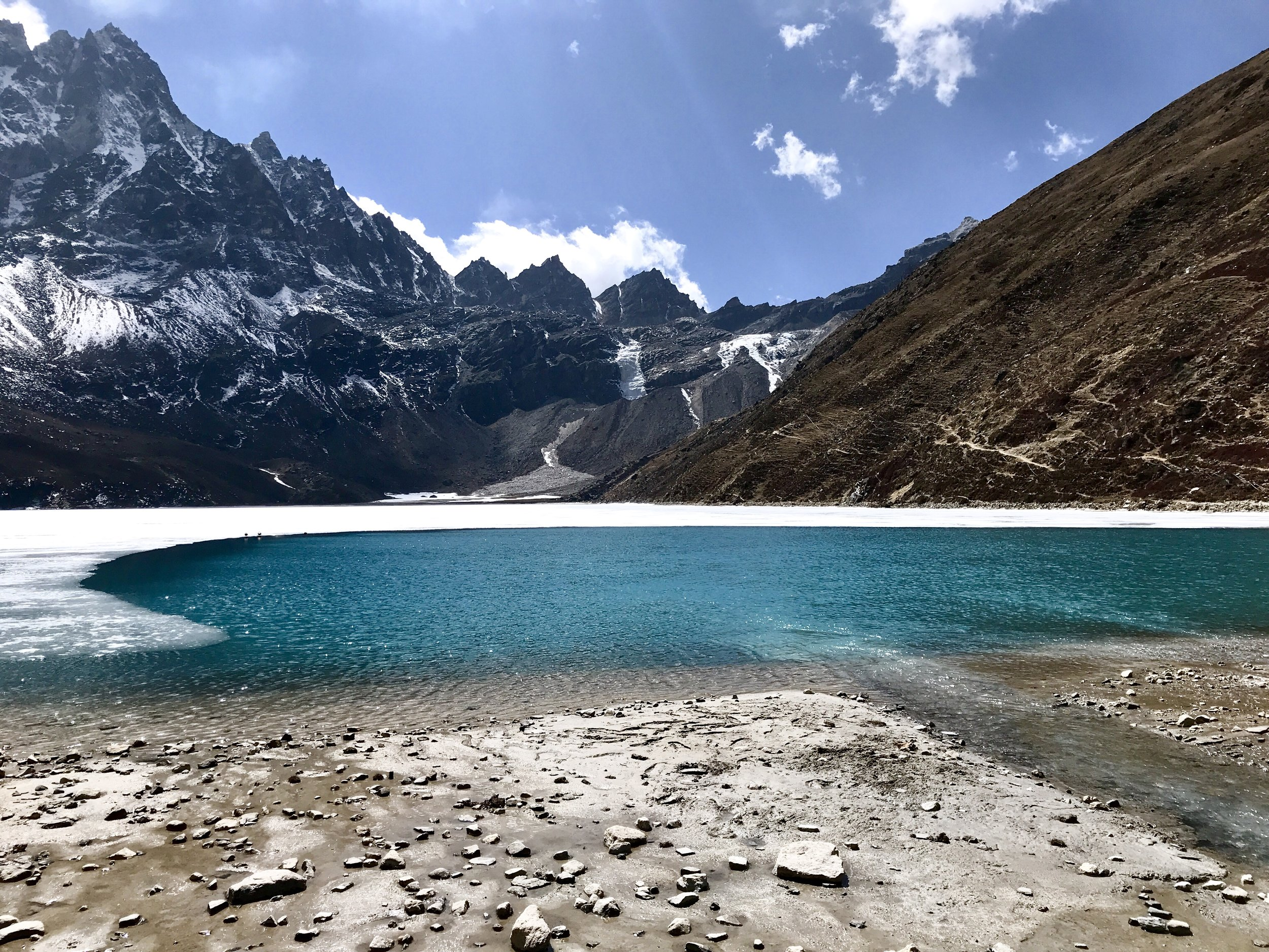 Gokyo Lake view
