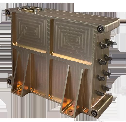 Umbra's software defined radar electronics package