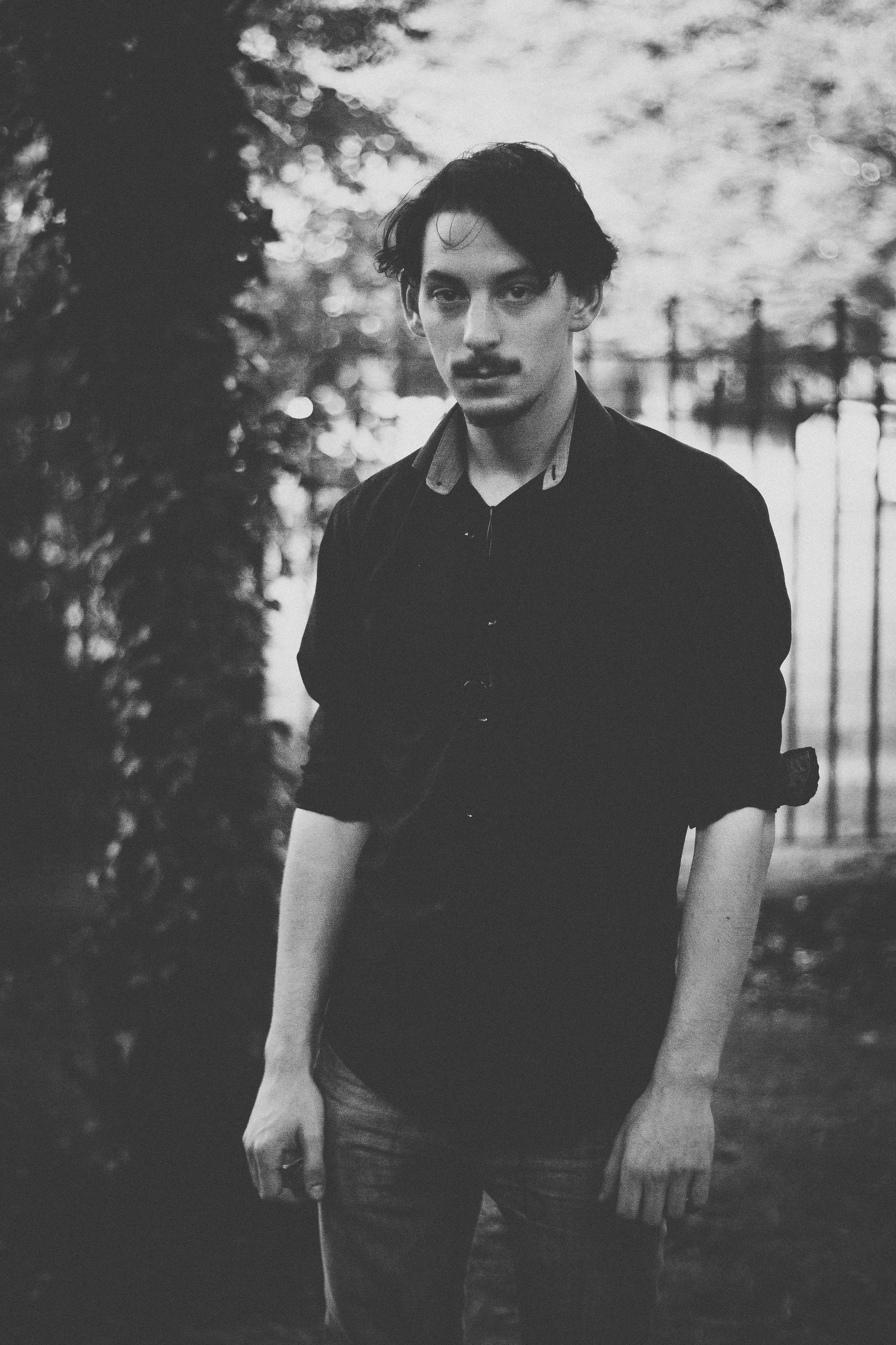 Writer David O'Donoghue