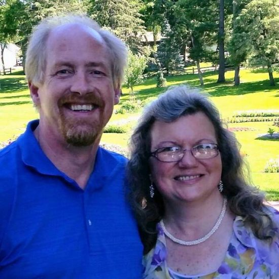 Assisting Pastor Jeff Hind -