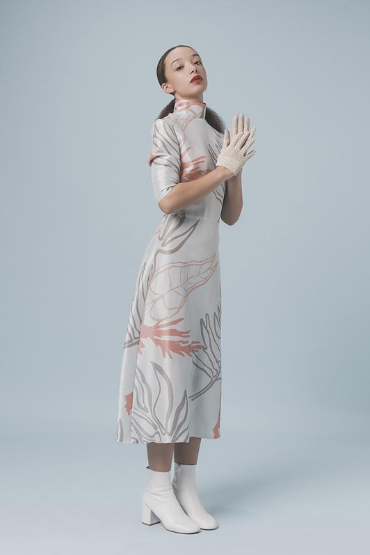 Grey Sindiso dress