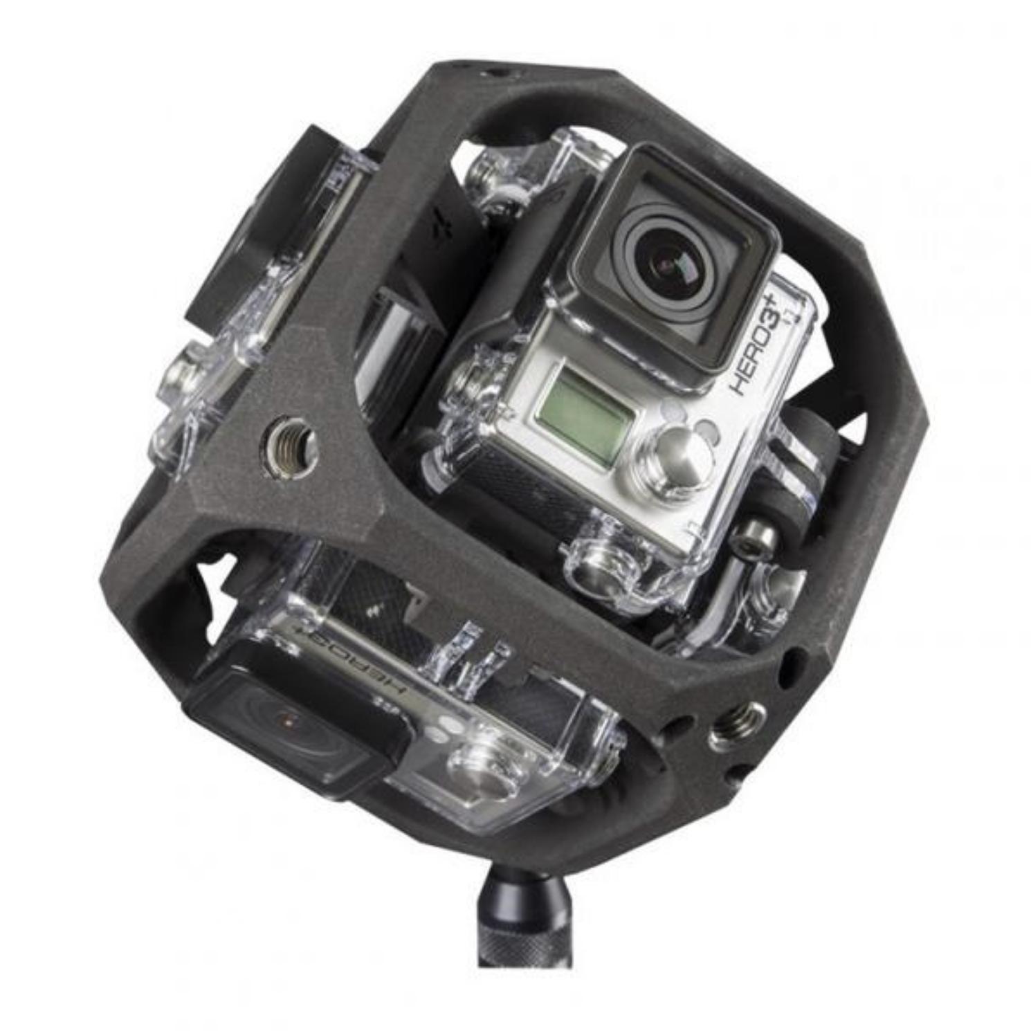 FREEDOM-360 EXPLORER for VR w/6 GoPro's