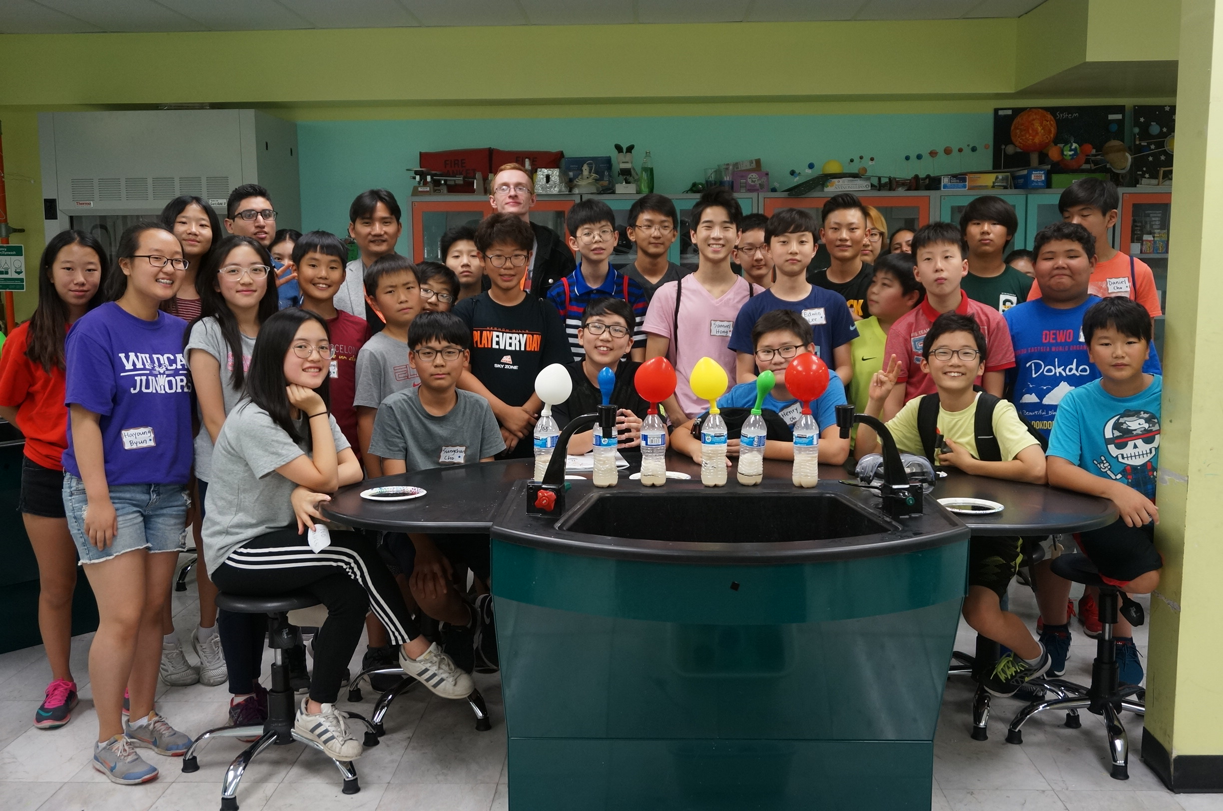 7th Youth Summer Science Camp - July 24 - 26, 2019Science Academy of Chicago