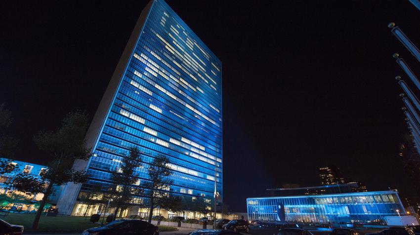 FSN AT THE UN - Part of the FSN LIVE network