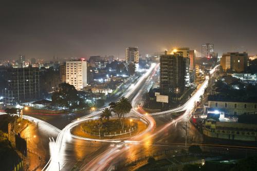 FSN ADDIS ABABA - Part of the FSN LIVE network