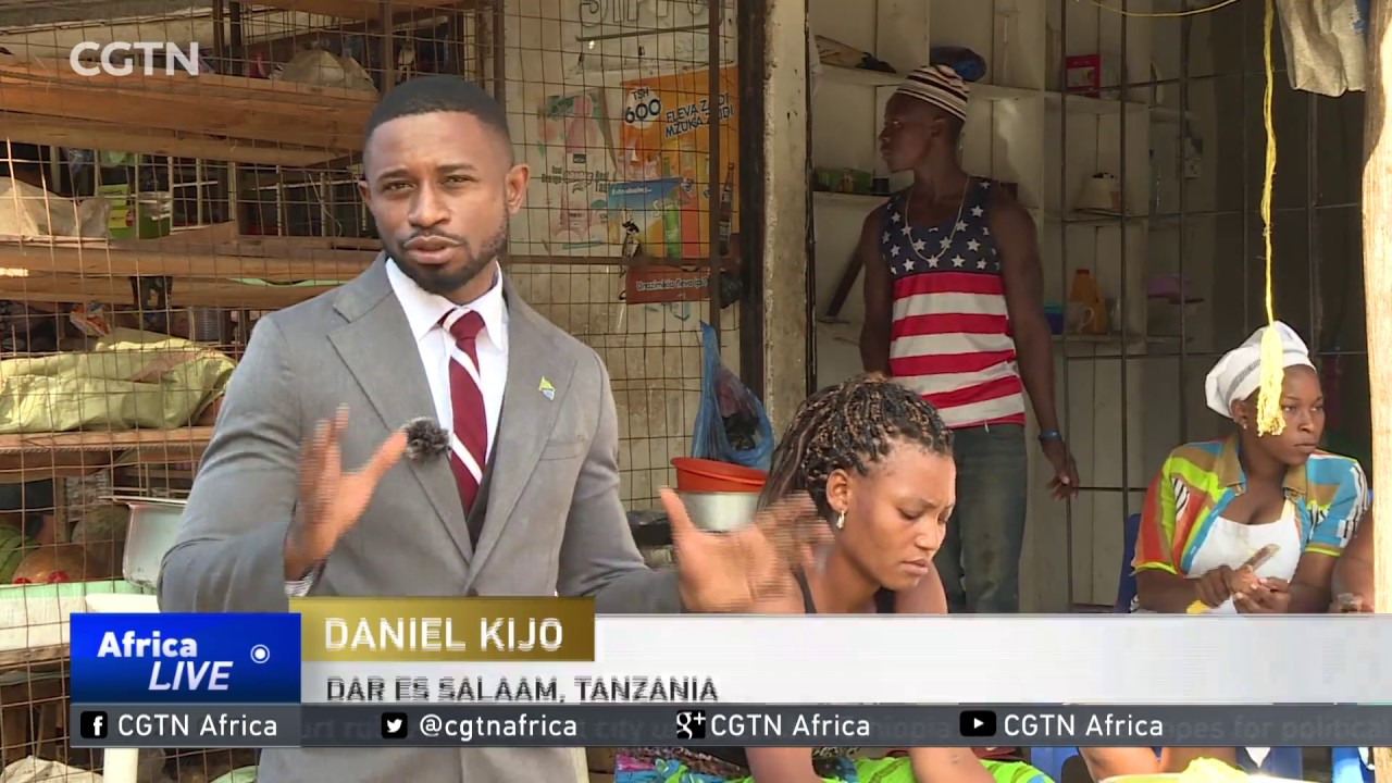 FSN's Daniel Kijo in Dar Es Salaam covers a wide range of news and features from across Tanzania.  FSN LIVE operates one of the only live positions available to international broadcasters in the Tanzanian capital.