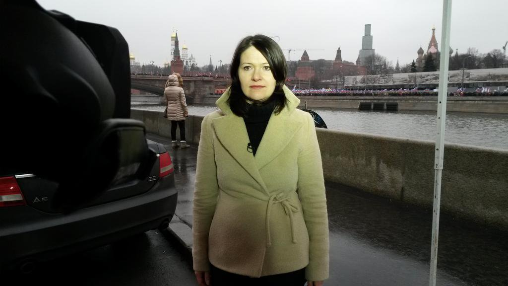 DARIA BONDARCHUK