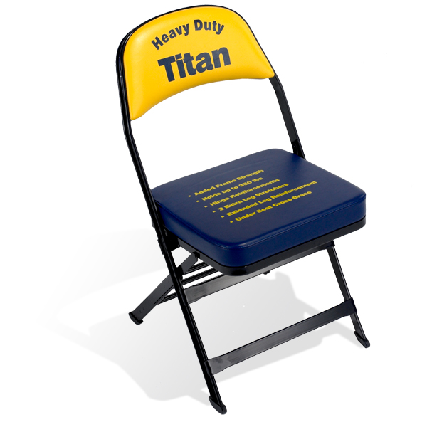 "3400HD Heavy Duty Titan  Designed for heavy use and heavier loads, the model 3400HD Heavy Duty Titan has extra stretchers, X-FRAME reinforcements and a modified seat frame for everyday typical use by a 350 lb. user. Also available in a 1 ½"" (38 mm) wider seat to give users extra personal space."