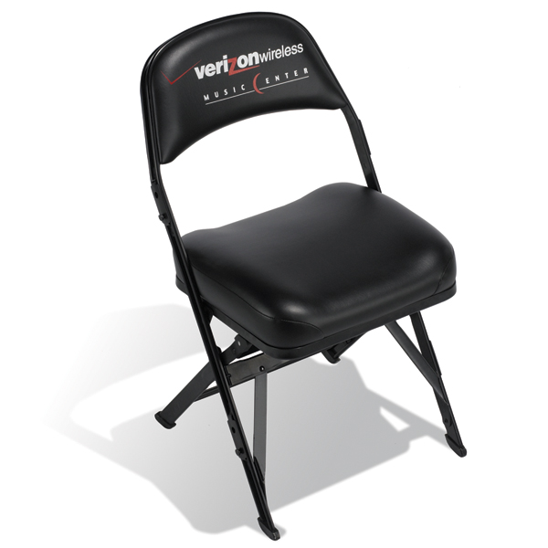 """4400 with Contour Foam Uplift Seat  Upgrade to our contour molded foam seat cushion for advanced spectator comfort. Also available in a 1 ½"""" (38 mm) wider seat to give users extra personal space."""