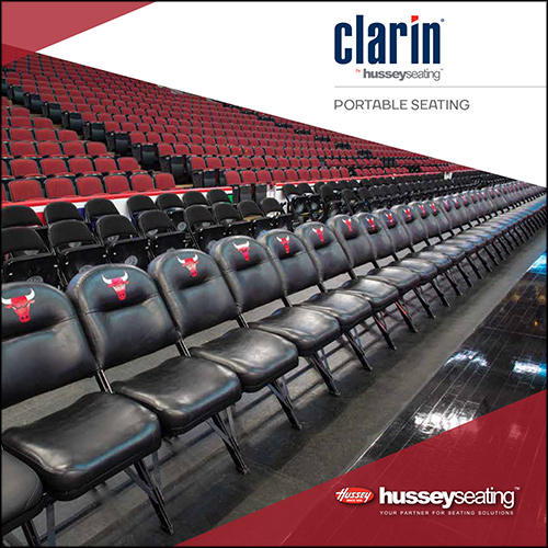 Portable Seating Brochure