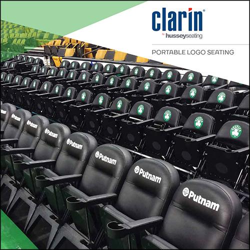 Portable Logo Seating