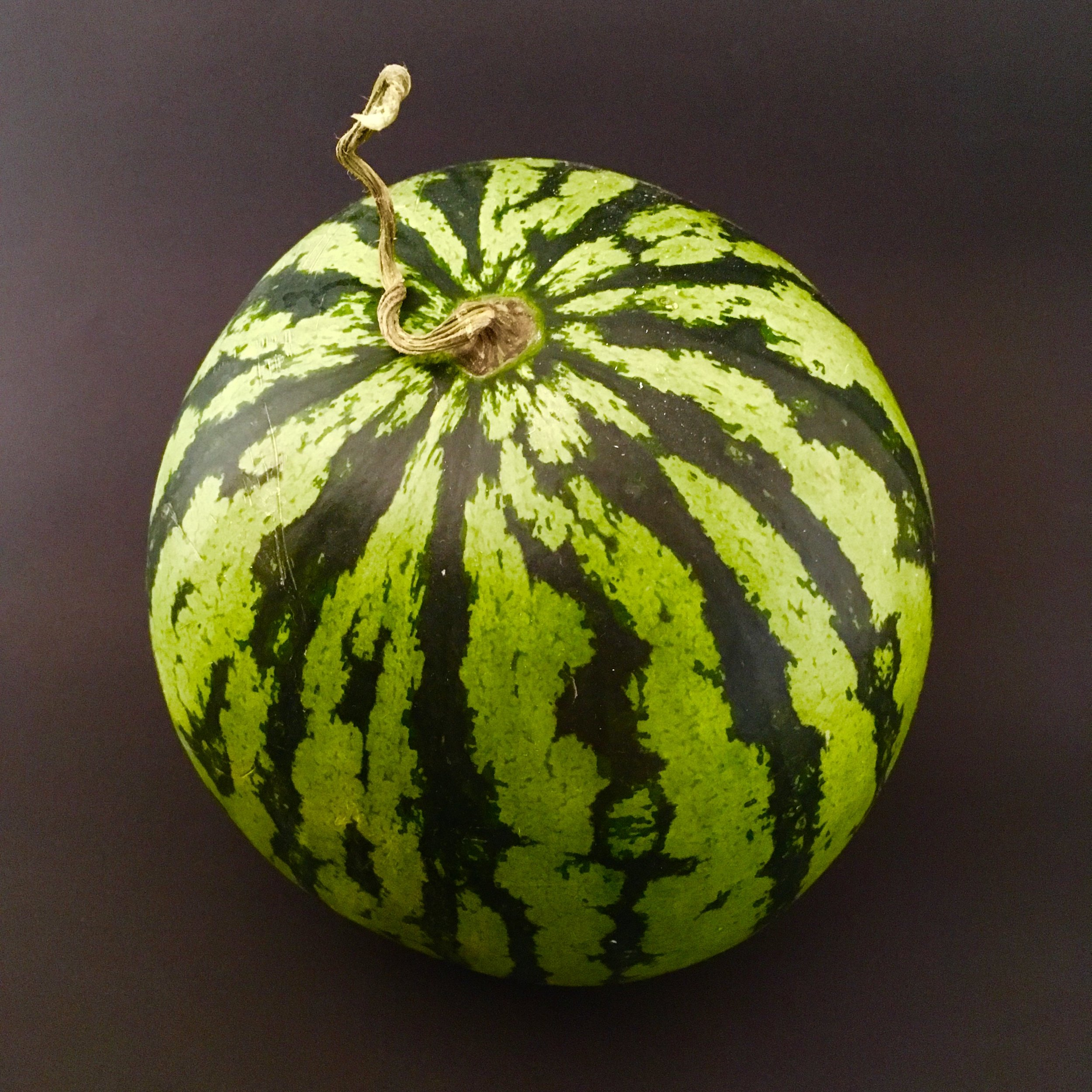 If someone would be able to turn the skin of a watermelon into leather, I would really love some shoes made out of that material.