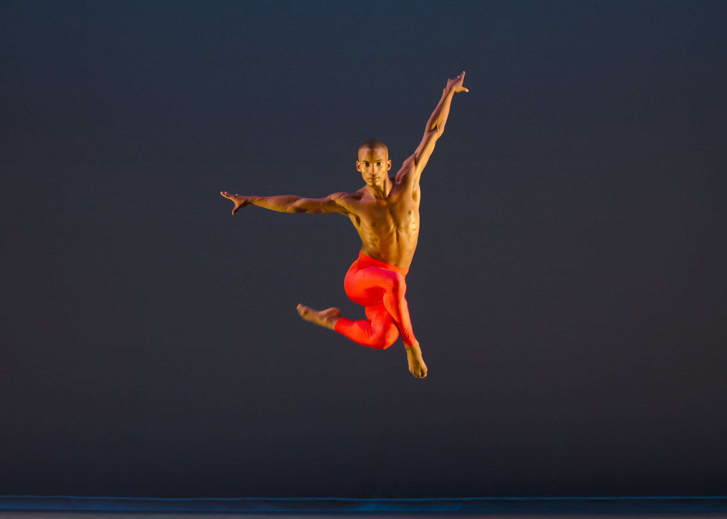 Ailey II's Martell Ruffin, Photo by Kyle Froman