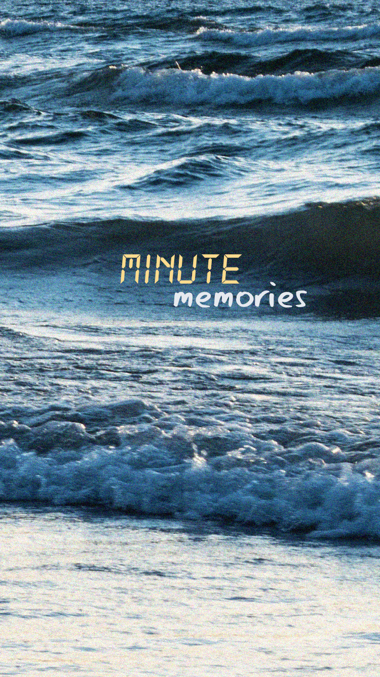 "YouTube video diary series  "" Minute Memories """