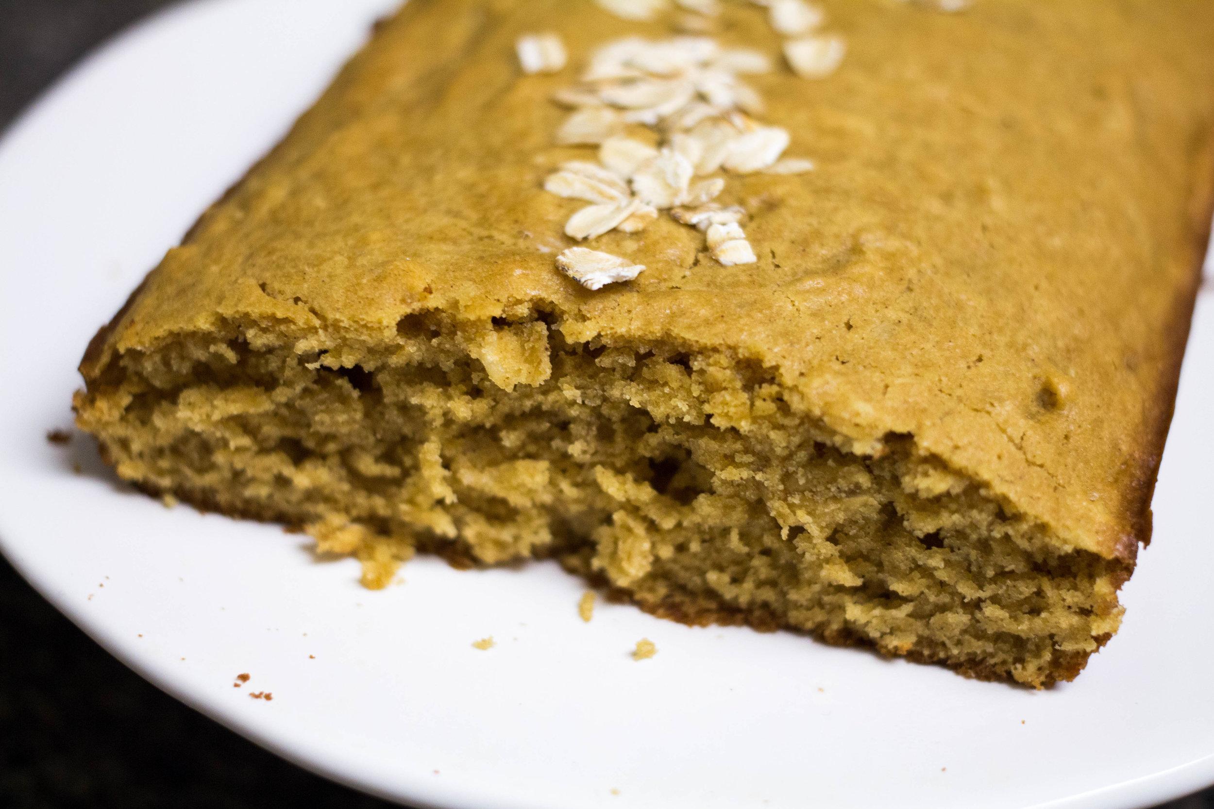 Peanut Butter Quick Bread -