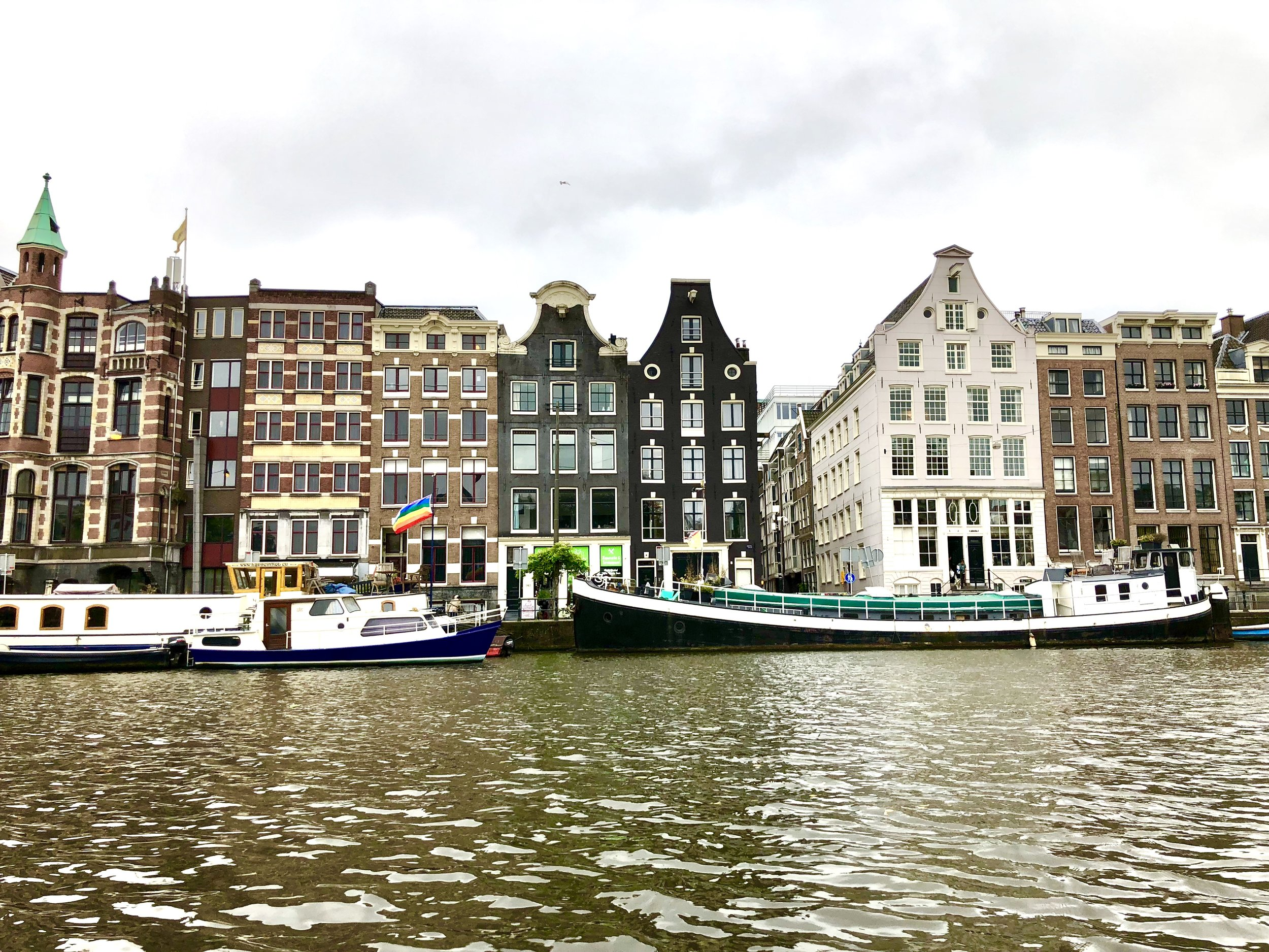 Amsterdam City Guide - What to Eat/See & Where to Stay