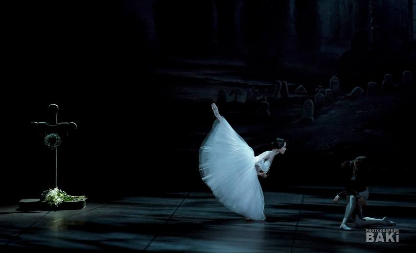 "Giselle in ""Giselle"""