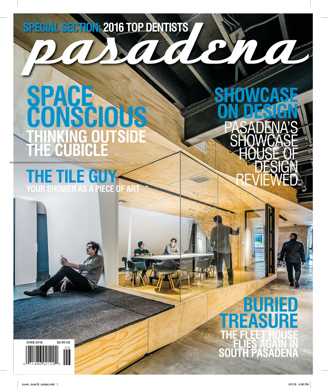 Pasadena Magazine - VIL