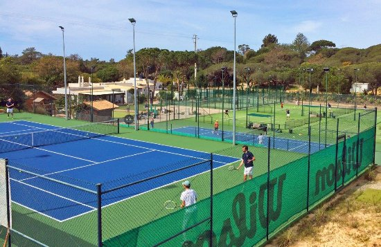 S.C.Tennis Camps in The Algarve,Portugal. -