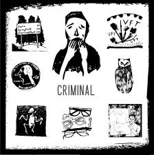criminal podcast art