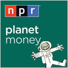 planet money podcast art