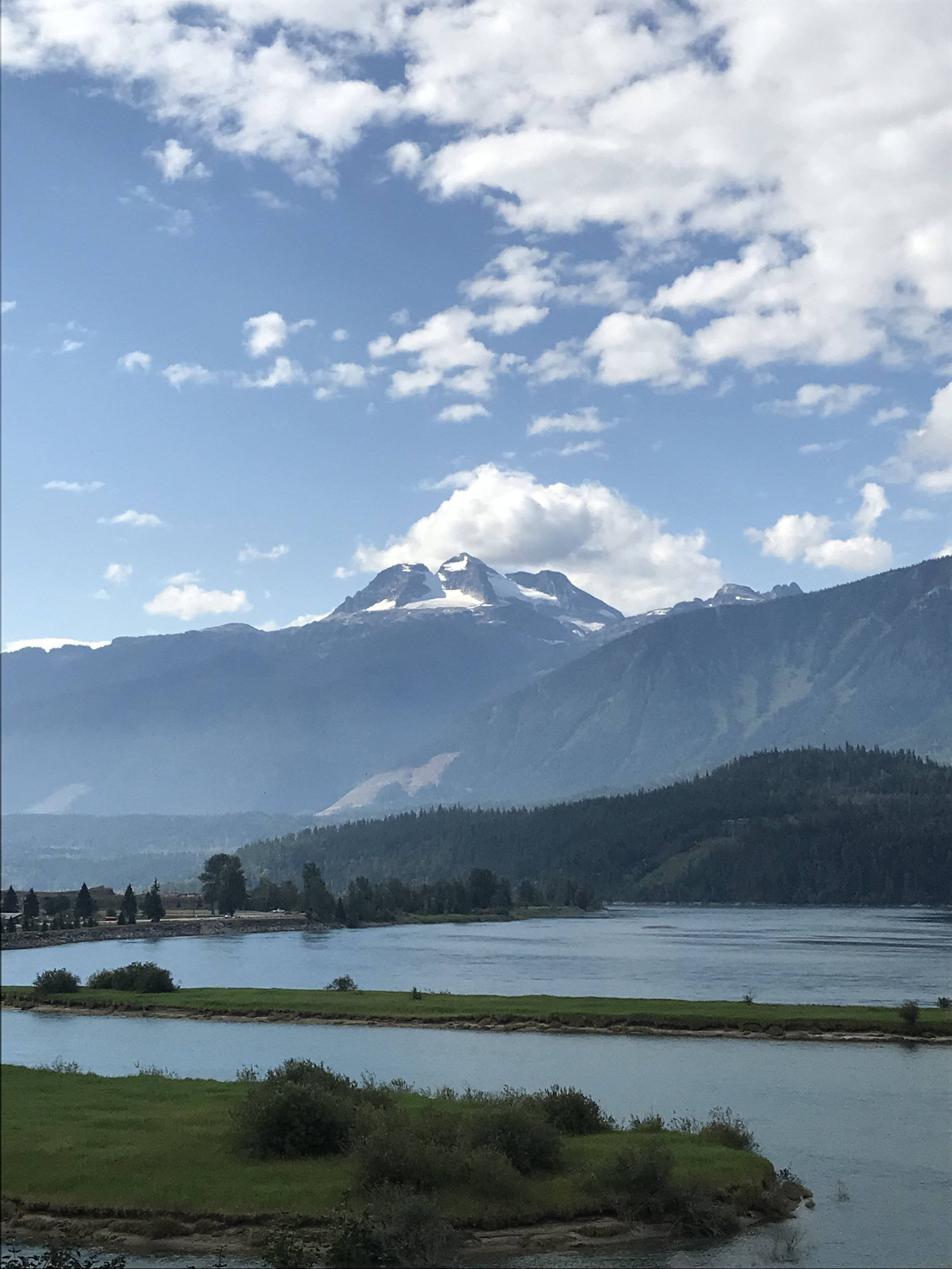 This beauty is a highlight of the Revelstoke landscape.