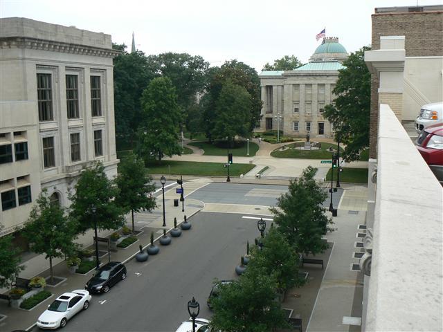 Fayetteville Street, Raleigh NC