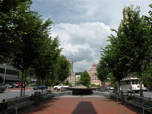 Pack Square, Asheville NC