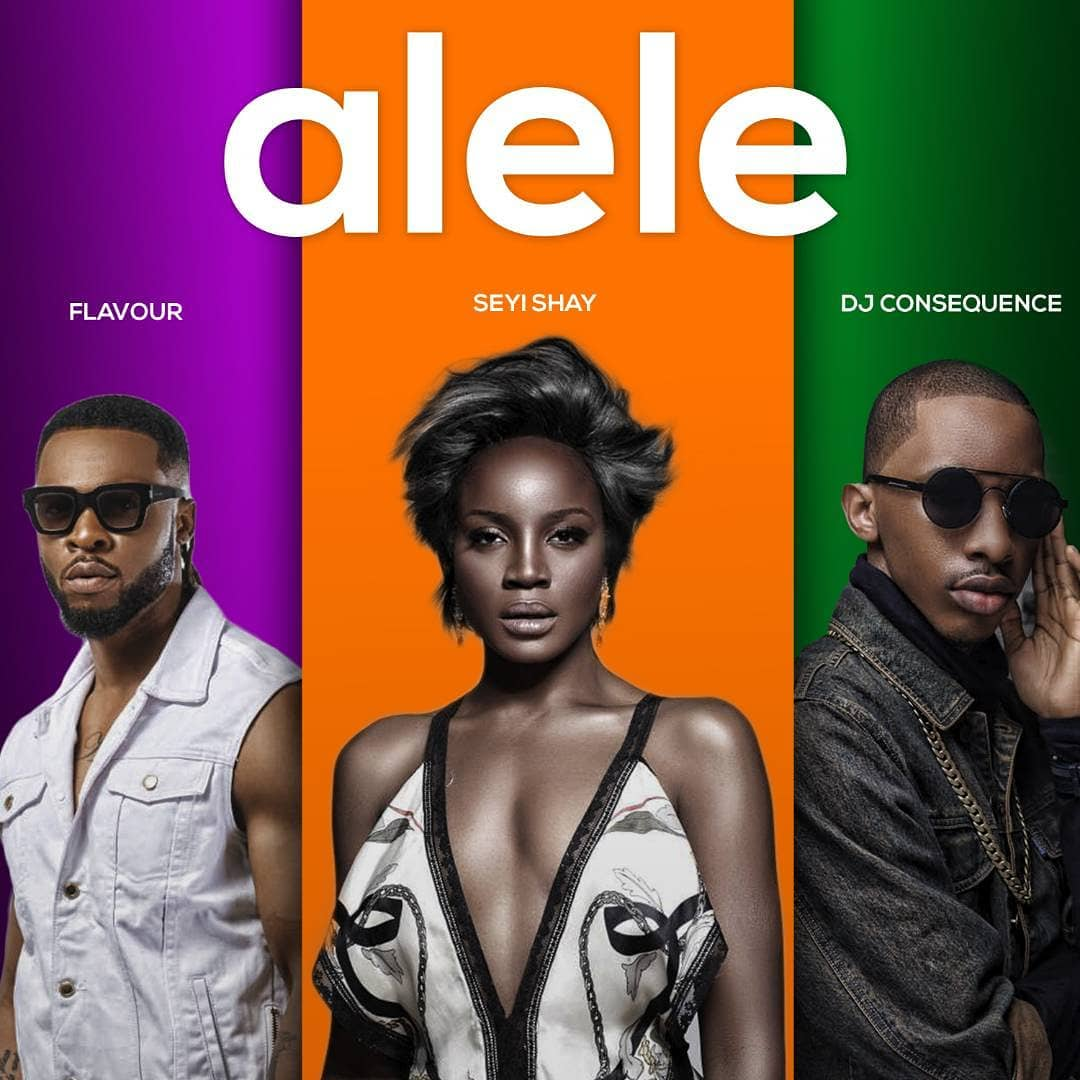 ALELE FT FLAVOUR & DJ CONSEQUENCE