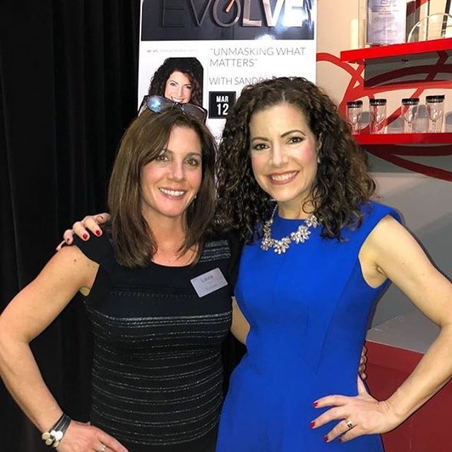 Earlier this week, Senior Planner Laura executed another memorable night for our client. @sandrajoseph,  who played the role of Christine in Phantom of the Opera for 10 years, shared the lessons she learned on the road to broadway. Fun fact: These two also went to high school together!