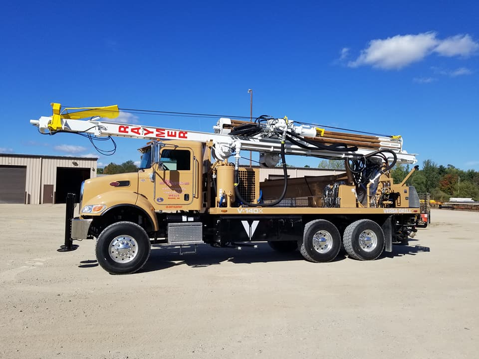 This Midwest team is one of Versa-Drill's longest-standing drill rig customers