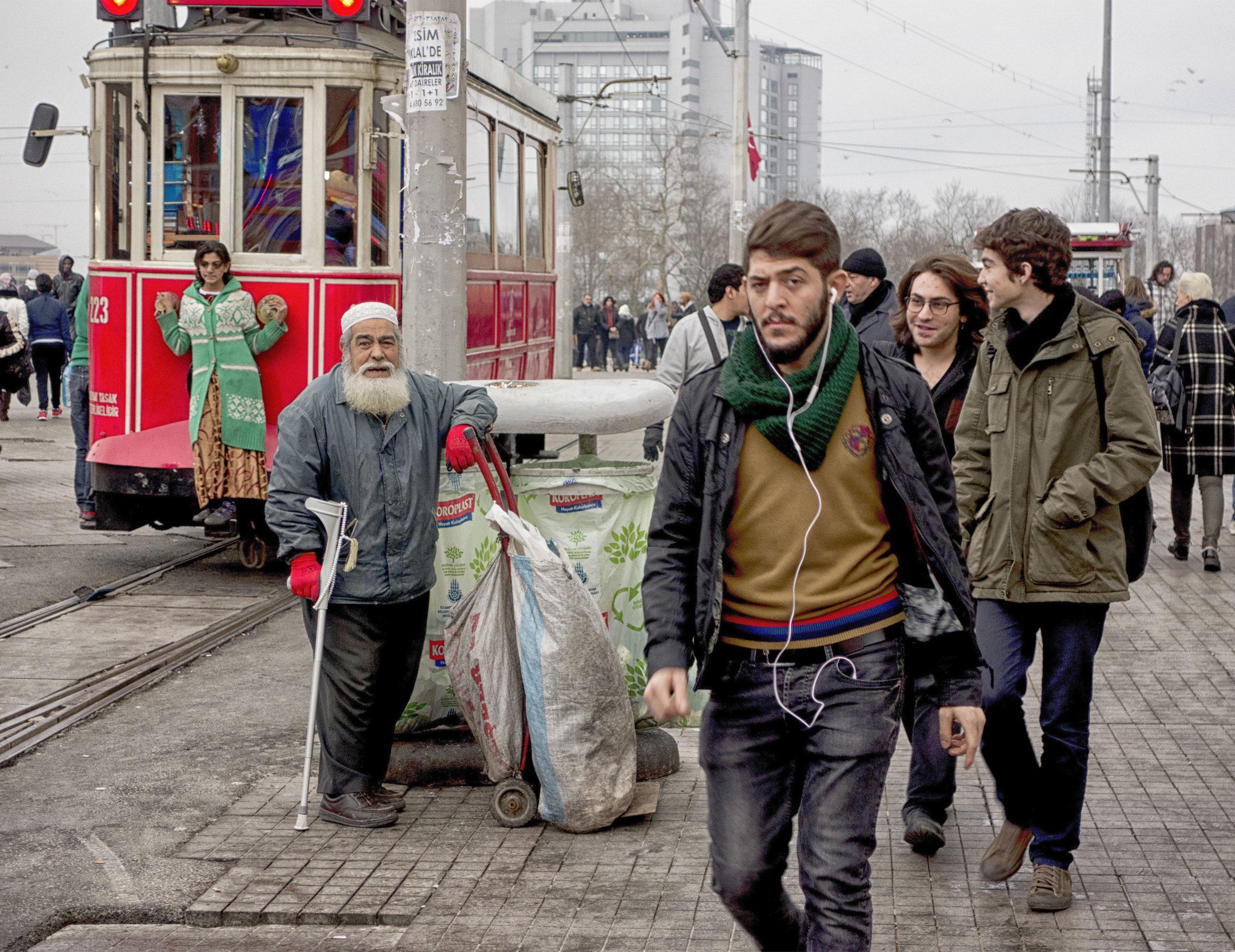 Streetcar Taksim