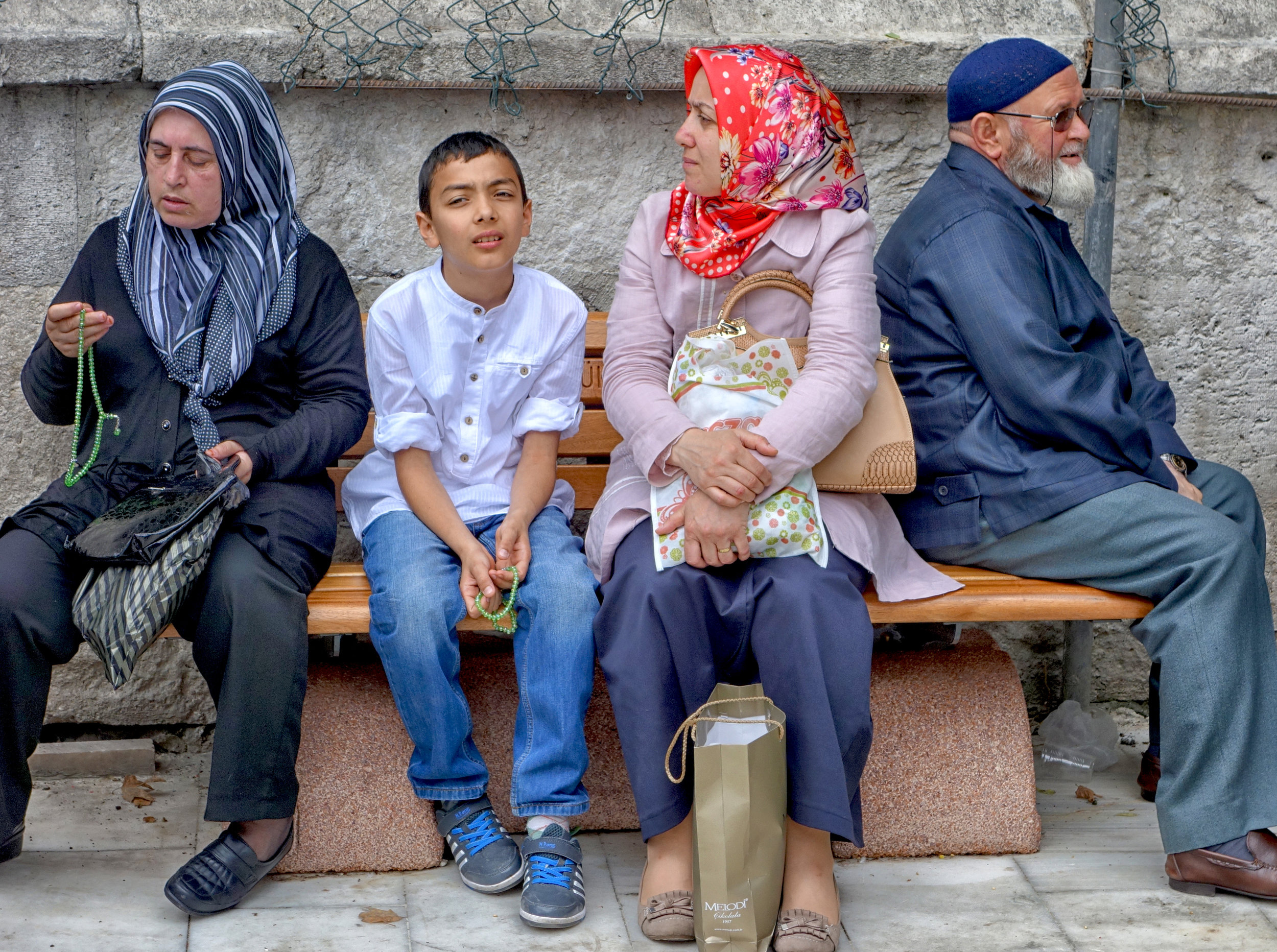 Family, Eyup