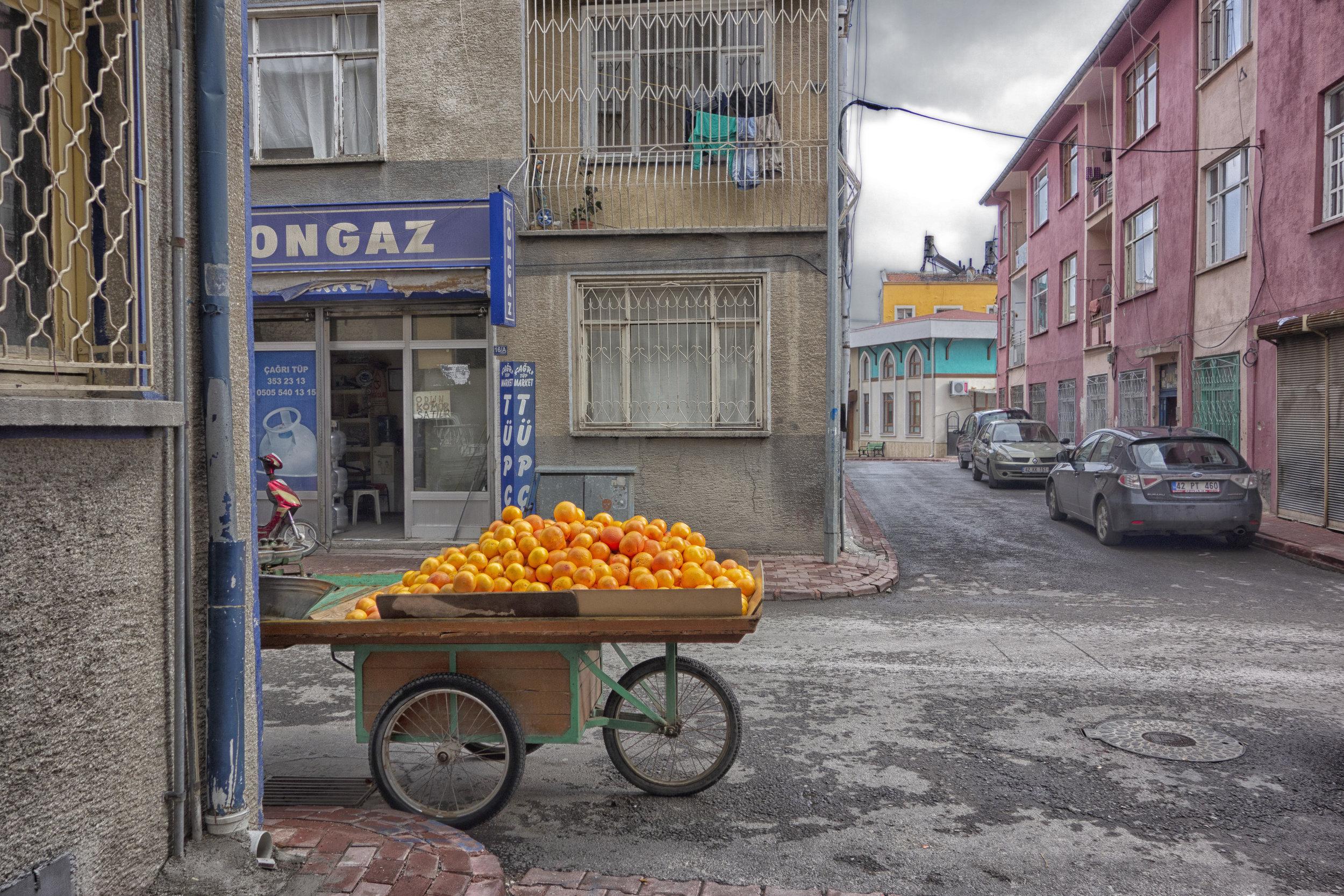 Oranges, Konya