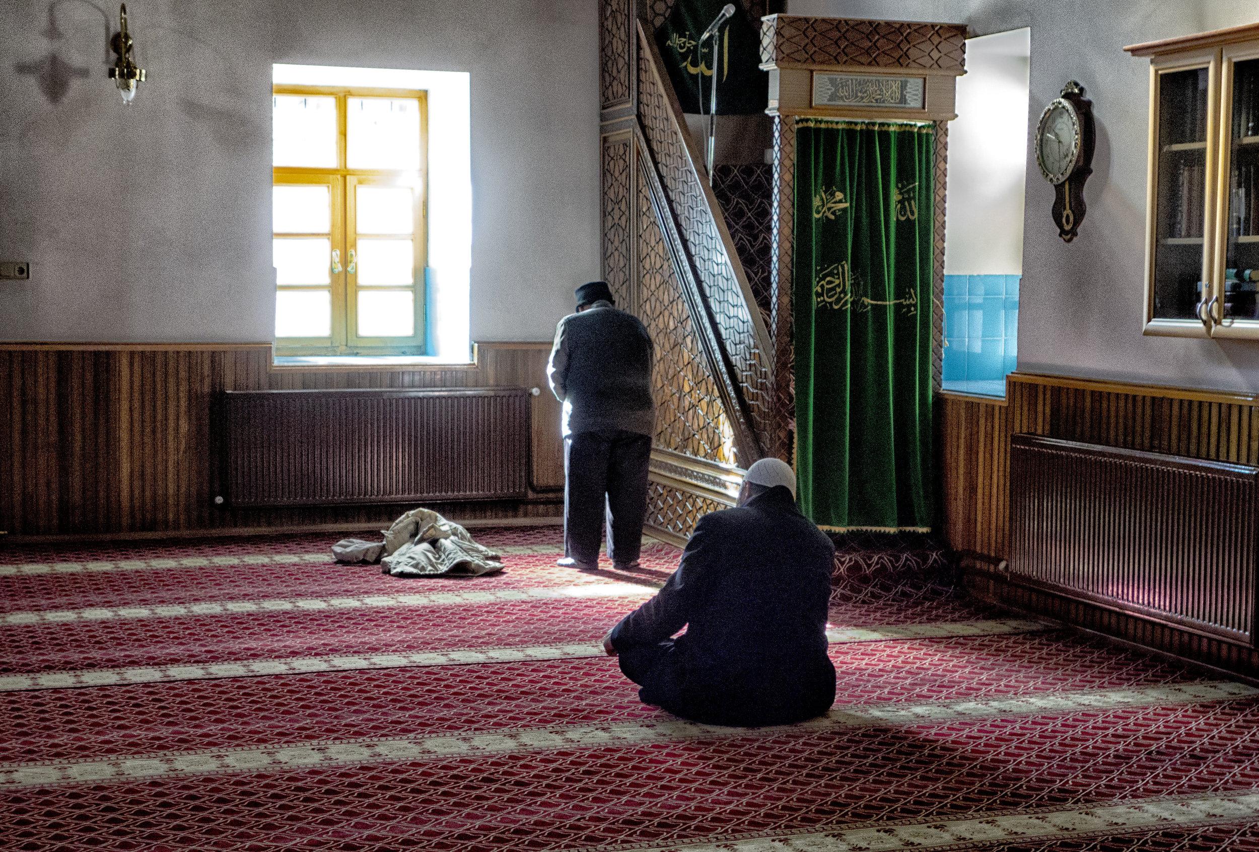 A Prayer for Shams