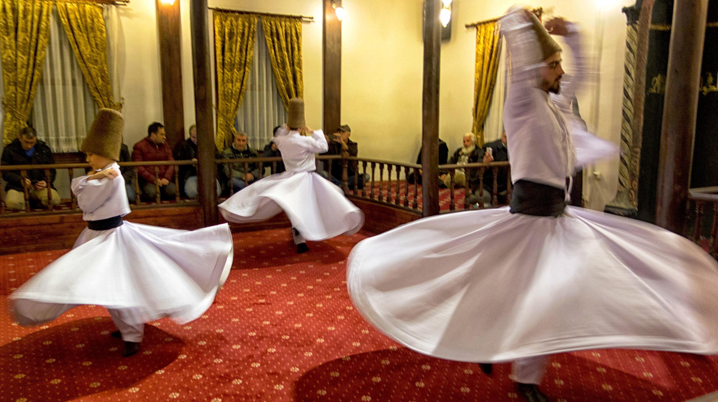 Dervishes, Bursa