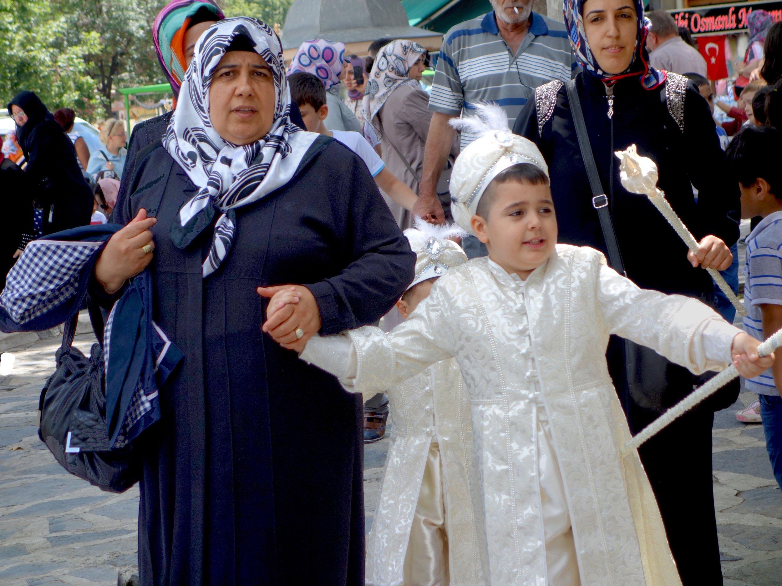 Circumcision Day, Eyup