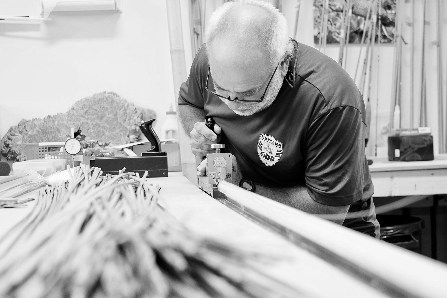 BAMBOO ROD BUILDING CLASSES