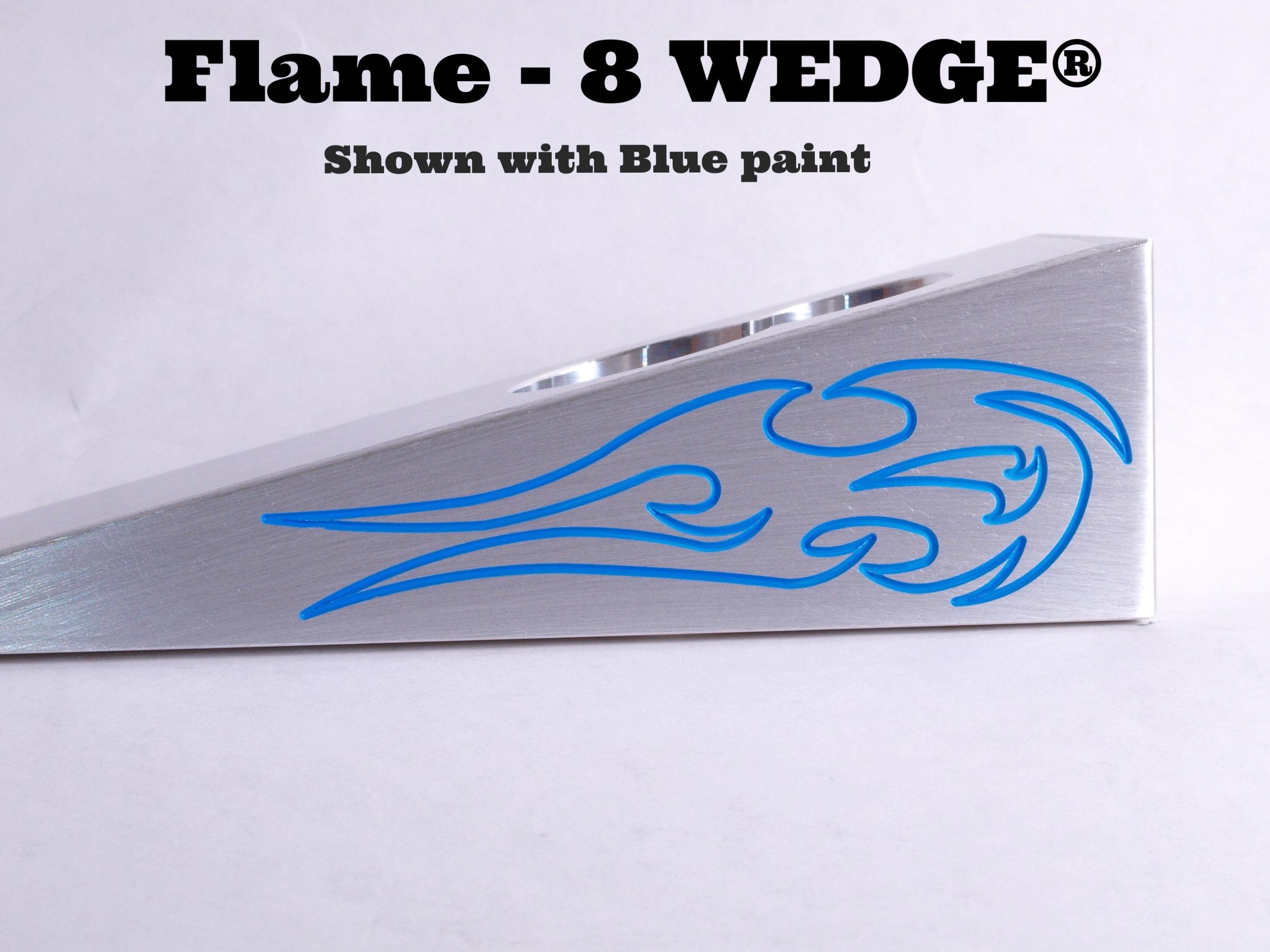 Flame - 8 WEDGE®