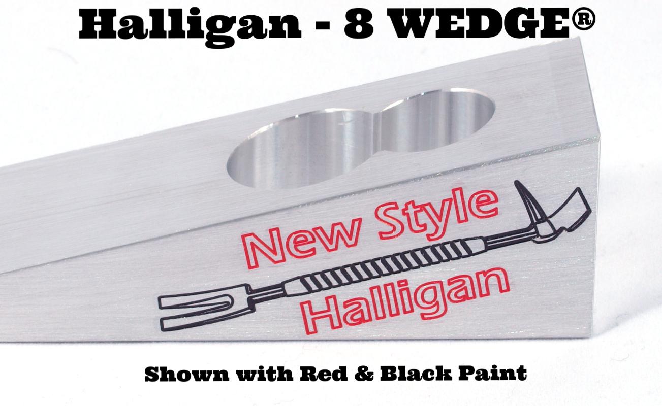 Halligan - 8 WEDGE