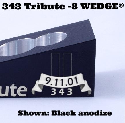343 Tribute - 8 WEDGE