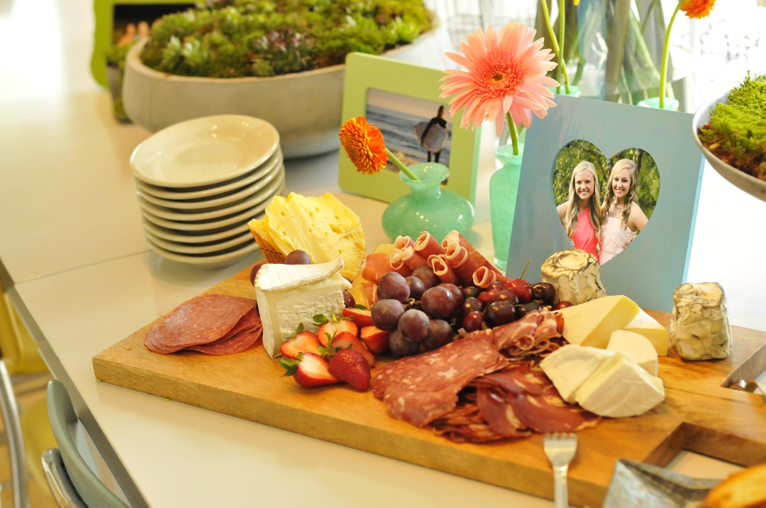 Graduation Party- Decoration & Food