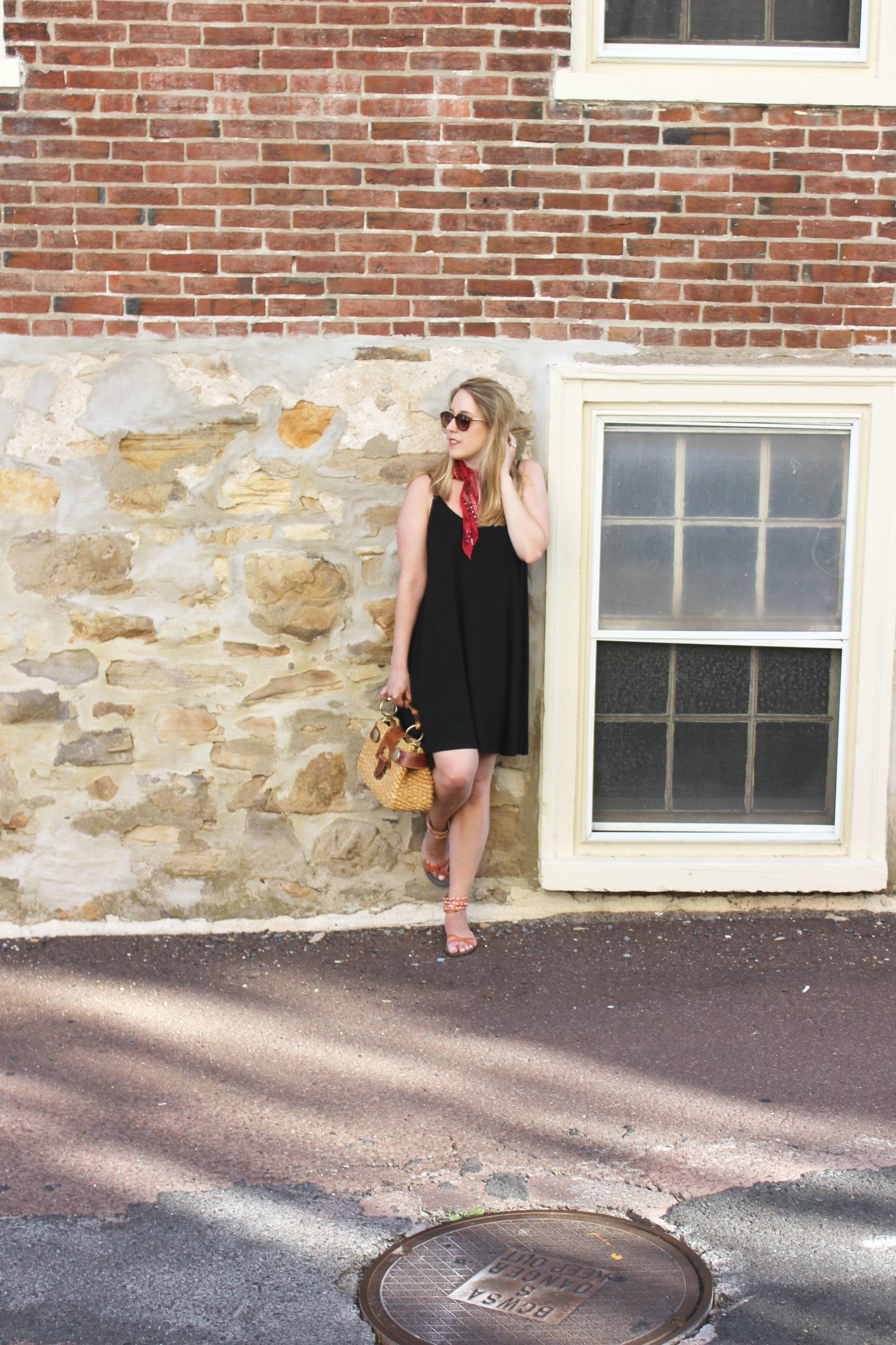 That Little Black Summer Dress