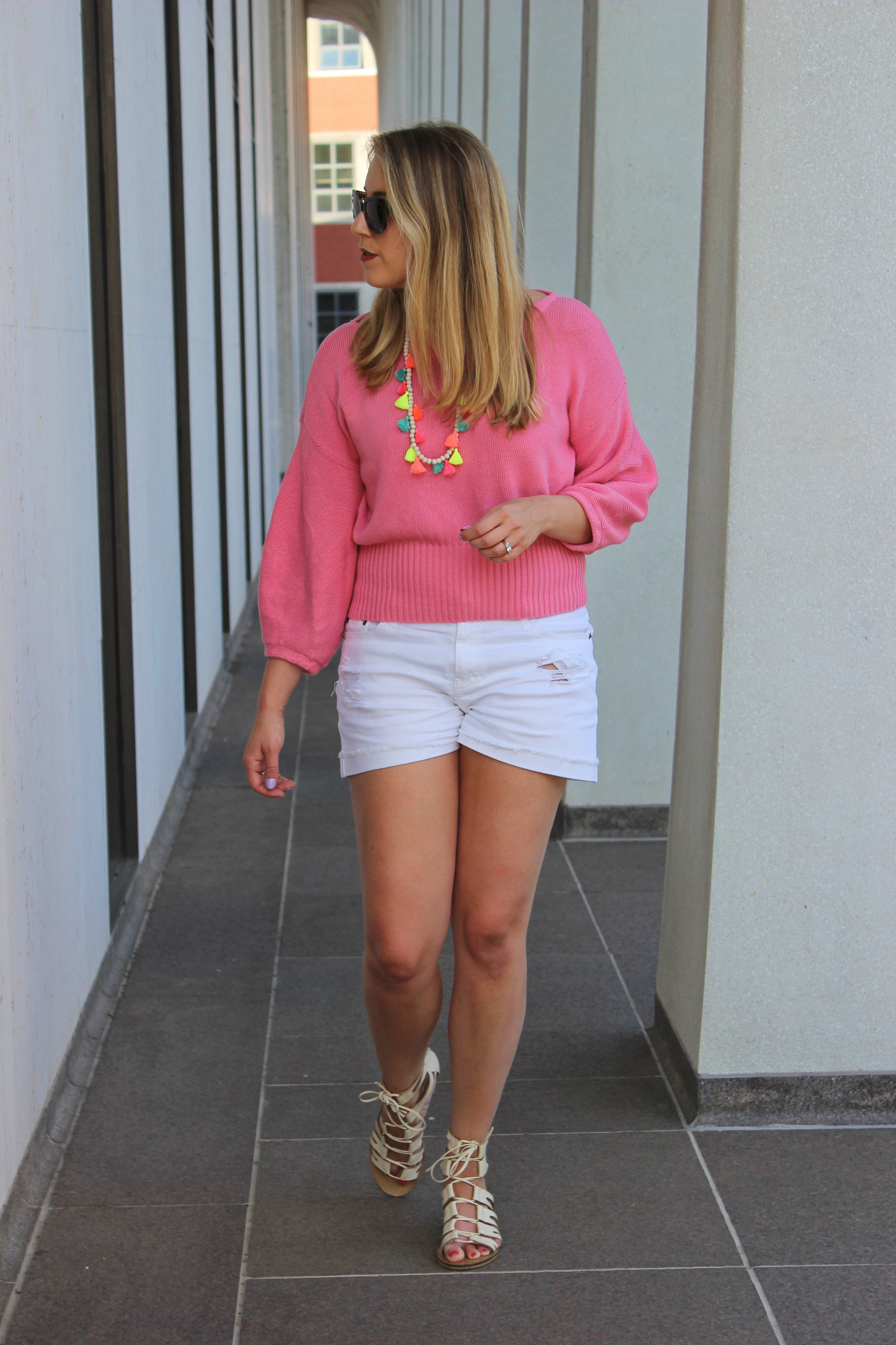 Forever Summer Sweater